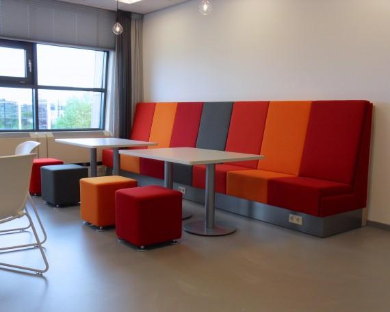 Kantoorinrichting – ICT-bedrijf Imation / TDK dataopslag, Hoofddorp
